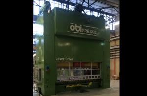 The new press of DAB Mestrino