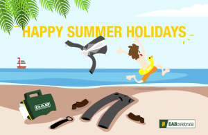 Happy Summer Holidays
