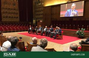 "DAB at event ""University-Industry Cooperation: entrepreneurial ideas and scientific excellence towards Horizon Europe"""